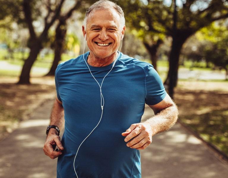 mens over 40 health check
