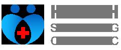 Health Screening Clinic Logo